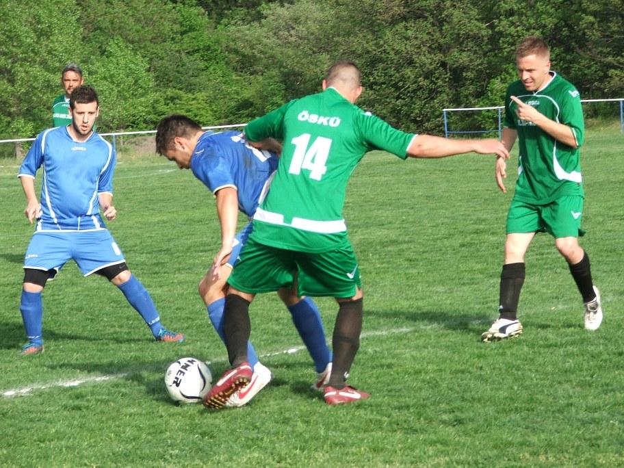 Öskü 2-3 (1-0) Ugod SE