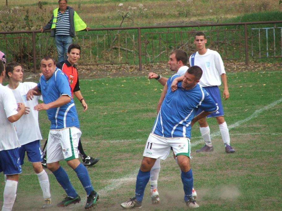 Ugod SE 0 - 2 (0-0)  Gyulafirátót SE