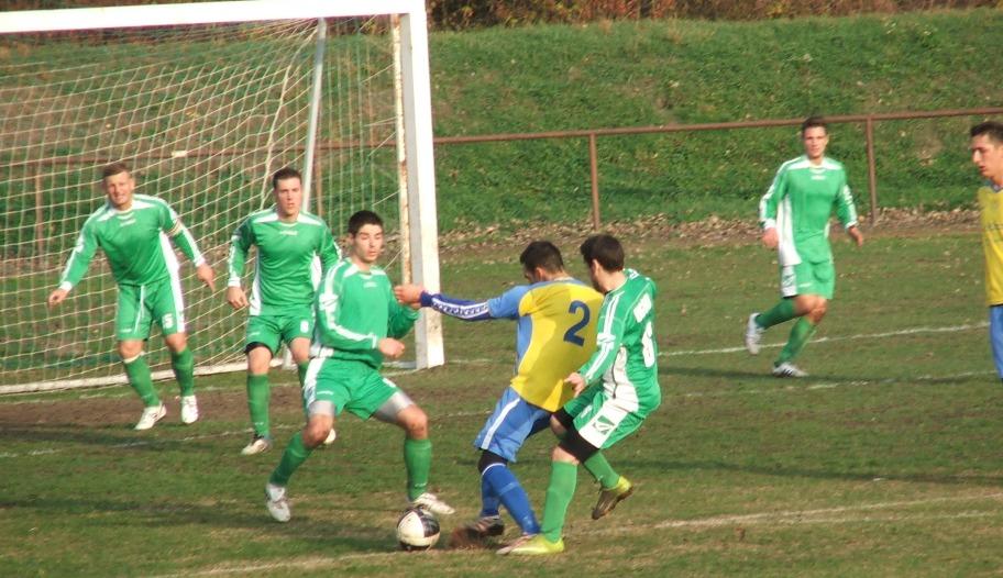 Ugod SE 3 - 3 (1-0)  Herendi Porcelán SE