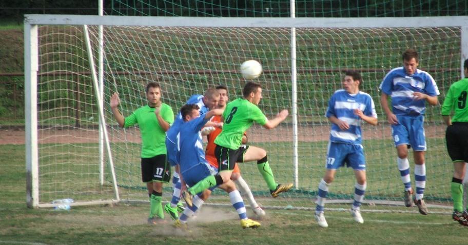 Ugod SE 0 - 4 (0-1) Gyulafirátót SE
